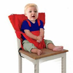 Portable Baby Highchairs Seat Safety Sack In Seat Cover For