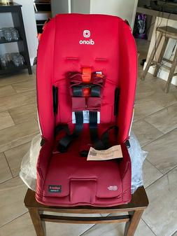 Diono Radian 3R Car Seat Cherry Red *Open Box* New