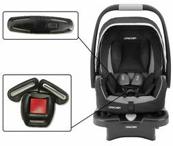 Recaro Infant Baby Car Seats Harness Chest Clip & Crotch Buc