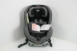 SEE NOTES Chicco NextFit Zip Convertible Car Seat Carbon Rea
