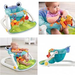 Sit Me Up Floor Seat For Kids Infant Baby Toddler Feeding Ch