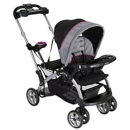 Baby Trend Sit 'N Stand Ultra Double Stroller Millennium Ras