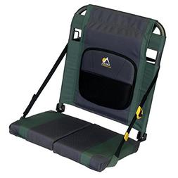 GCI Outdoor SitBacker Adjustable Canoe Seat with Back Suppor