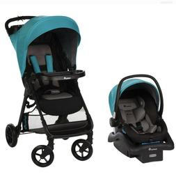 Safety 1st Smooth Ride Travel System Infant Car Seat/Strolle