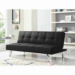 Sofa Futon Convertible Bed Home Living Room Dorm Couch Moder