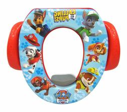 Soft Padded Toilet Seat Cover For Kids Travel Toddler Baby P