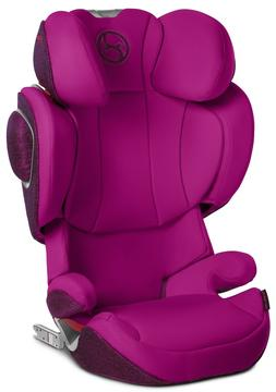 Cybex Solution Z-Fix Child Safety Booster Car Seat Passion P