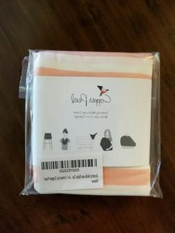 Copper Pearl Stretchy Multi-use Baby Car Seat / Nursing Cove