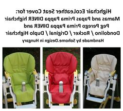 Upholstery Seat cover for Peg Perego Prima Pappa Diner Origi
