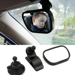 USA Car Baby Back Seat Rear View Mirror Fit for Infant Child